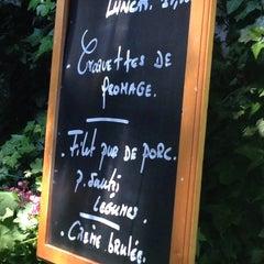 Photo taken at Le Vieux Pannenhuis by Patricia M. on 6/5/2015
