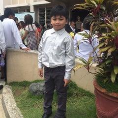 Photo taken at Iglesia Ni Cristo (Lokal ng Bagbaguin Valenzuela) MMN by Raine M. on 7/11/2015