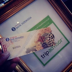 Photo taken at Central Bank Of Indonesia, ground Thamrin Building. by Diego Jose R. on 7/27/2013