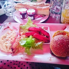 Photo taken at Café Pasteur by Mathilde G. on 8/30/2015