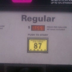 Photo taken at 76 Gas by Aaron A. on 11/17/2012