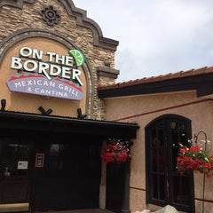 Photo taken at On The Border Mexican Grill & Cantina by Takeshi M. on 6/15/2013