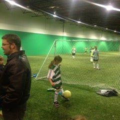Photo taken at Foothills Soccer by David C. on 11/10/2012