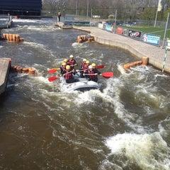 Photo taken at Dutch Water Dreams by Maarten M. on 5/3/2013