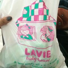 Photo taken at Lavie Baby House by Nurjannah Aprilia P. on 4/10/2015