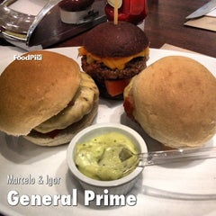 Photo taken at General Prime Burger by Marcelo G. on 6/26/2013