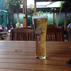 Photo taken at The Rose & Crown by J H. on 8/13/2014