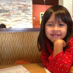 Photo taken at California Pizza Kitchen by Monica G. on 7/17/2013