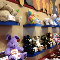 Photo taken at Build-A-Bear Workshop by Monica G. on 5/4/2013