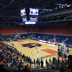 Photo taken at Auburn Arena by Brian B. on 1/10/2013
