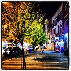Photo taken at Halk Caddesi by Yalçın D. on 11/27/2013