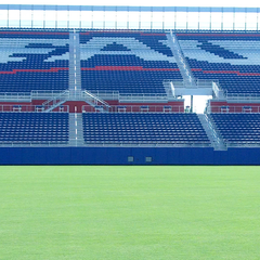 Photo taken at FAU Football Stadium by Florida Atlantic U. on 7/23/2013