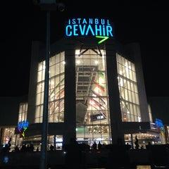 Photo taken at Cevahir by Gülay K. on 10/19/2013