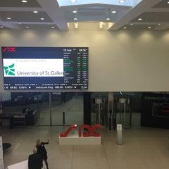 Photo taken at SIX Swiss Exchange by Smirenskaya E. on 9/18/2015