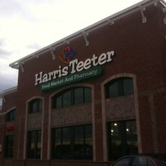 Photo taken at Harris Teeter by Paul R. on 11/2/2012