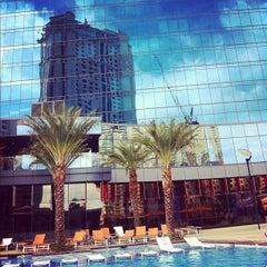 Photo taken at Elara, Hilton Grand Vacations-Center Strip by Leonardo S. on 11/3/2012