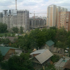 Photo taken at Новые дворы by Евгений С. on 7/4/2013