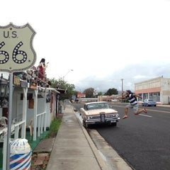 Photo taken at Historic Route 66 by aya i. on 9/10/2013