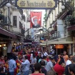 Photo taken at Nevizade by Nevin Ü. on 5/12/2013
