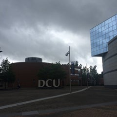 Photo taken at DCU Business School by Rawan S. on 8/5/2015