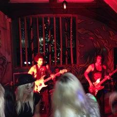 Photo taken at Bad Juju Tiki Bar by Julie K. on 12/3/2014