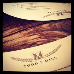 Photo taken at Todd's Mill by Christine H. on 5/12/2013