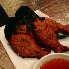 Photo taken at basil Restaurant by Matthew S. on 2/5/2013