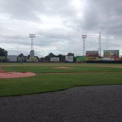 Photo taken at Estadio Kenny Serracín by Kevin on 11/14/2014