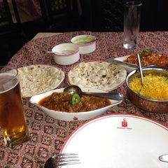 Photo taken at Tandoor by Dann on 7/13/2013