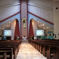 Photo taken at Chapel of St. Benedict by Leny G. on 5/17/2013