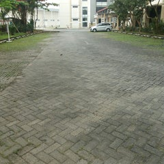 Photo taken at President University by Marshella R. on 3/8/2014