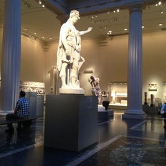Photo taken at The Great Hall at The Metropolitan Museum of Art by Dunia A. on 6/12/2013