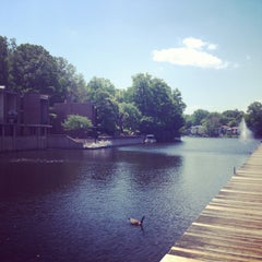 Photo taken at Burke Lake by Shelby G. on 5/12/2013