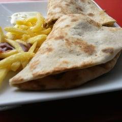 Photo taken at Gringos Food by Mohamed K. on 6/22/2013