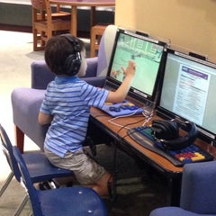 Photo taken at Burbank Public Library - Buena Vista by Dora C. on 8/27/2014