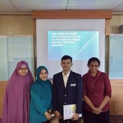 Photo taken at Universitas Al Azhar Indonesia by Aldoniro A. on 8/4/2015