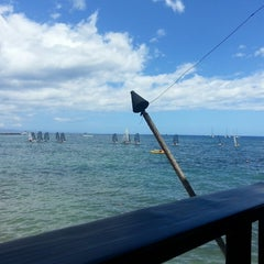 Photo taken at Lahaina Fish Co by Charissa G. on 6/6/2014