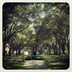 Photo taken at Jacksonville University by Heather H. on 1/20/2013