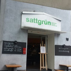Photo taken at sattgrün mitte by Natalia C. on 8/9/2013