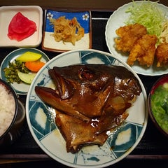 Photo taken at 和食料理 花邨 by Matio M. on 3/2/2015