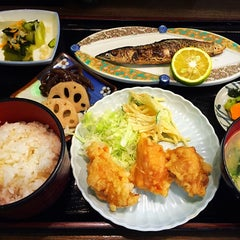 Photo taken at 和食料理 花邨 by Matio M. on 10/28/2015