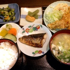 Photo taken at 和食料理 花邨 by Matio M. on 7/9/2014