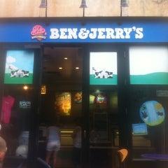 Photo taken at Ben & Jerry's by Beni G. on 6/2/2013