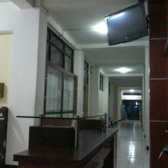 Photo taken at Gedung FIP-UPI by Annisa S. on 12/18/2012