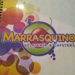 Photo taken at Marrasquino by Felipe D. on 5/2/2013