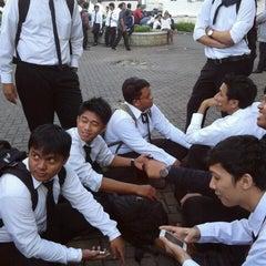 Photo taken at Kampus A Universitas Gunadarma by Siwi I. R. on 4/20/2013