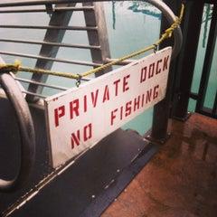 Photo taken at Holiday Inn Express Seward Harbor - Closed by Charles P. on 8/3/2014