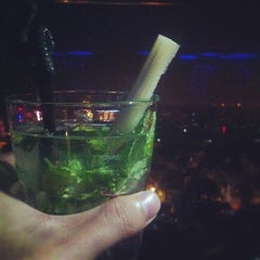 Photo taken at The Rooftop Bar & Restaurant by Viet N. on 10/20/2012