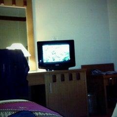 Photo taken at Patra Jakarta Hotel by amaretha wahyu s. on 12/31/2012