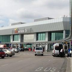 Photo taken at Terminal 2B by Kievgirl M. on 8/27/2013